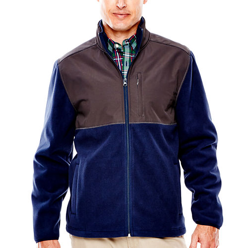 St. Johns Bay Windblock Fleece Jacket