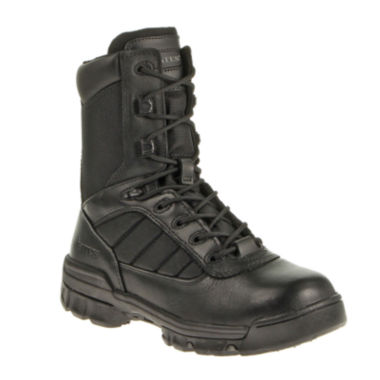 "jcpenney.com | Bates® 8"" Tactical Mens Slip-Resistant Work Boots"