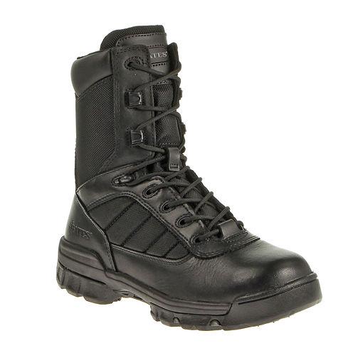 "Bates® 8"" Tactical Mens Slip-Resistant Work Boots"