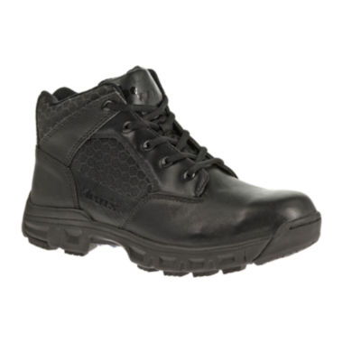 "jcpenney.com | Bates® 4"" Code 6 Mens Slip-Resistant Work Boots"
