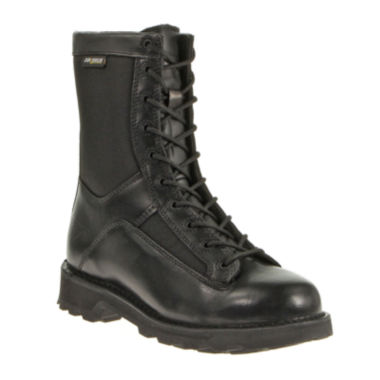 "jcpenney.com | Bates® 8"" DuraShocks® Lace-to-Toe Mens Slip-Resistant Work Boots"