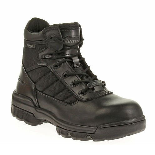 "Bates® 5"" Tactical Sport Composite-Toe Mens Slip-Resistant Work Boots"