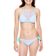 Arizona Crochet Swim Top or Hipster Bottoms - Juniors