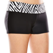 ZeroXposur® Yoga Swim Shorts