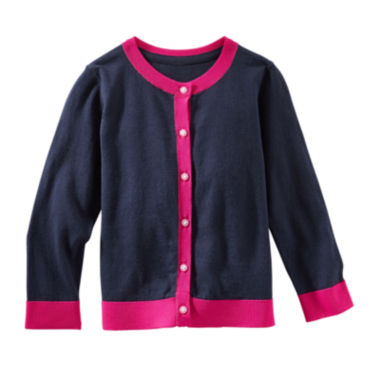 jcpenney.com | OshKosh B'gosh® Cardigan Sweater - Preschool Girls 4-8