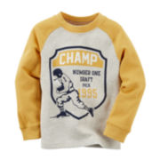 Carter's® Long-Sleeve Champ Thermal Tee - Preschool Boys 4-7