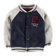 Carter's® Varsity Jacket - Baby Boys newborn-24m