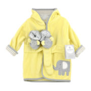 Carter's® Elephant Robe and Booties