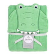 Carter's® Hooded Gator Towel