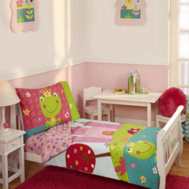 jcpenney.com | NoJo® Fairy Tale 4-pc. Toddler Bedding Set