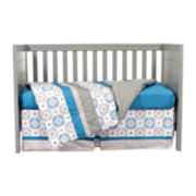 Trend Lab® 3-pc. Monaco Crib Bedding Set