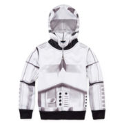 Star Wars™ Masked Trooper Fleece Hoodie - Preschool Boys 4-7x