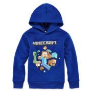 Minecraft Pullover Hoodie - Preschool Boys 4-7x