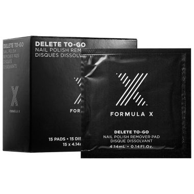 jcpenney.com | Formula X Delete To-Go Nail Polish Remover Pads