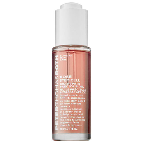 Peter Thomas Roth Rose Stem Cell Bio-Repair Serum Oil SPF 15