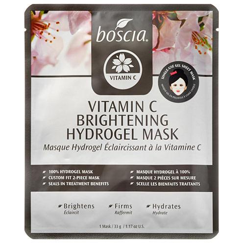boscia Vitamin C Brightening Hydrogel Mask