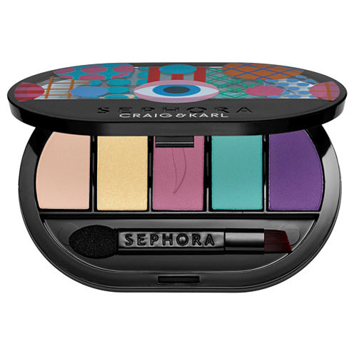 SEPHORA COLLECTION Craig & Karl Colorful 5