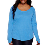 Arizona Long-Sleeve Thermal Top - Plus
