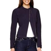 Liz Claiborne® Moto Jacket