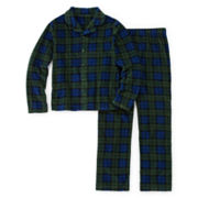 Jelli Fish Kids Plaid Pajama Set - Boys 4-16