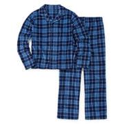 Jelli Fish Kids Plaid Pajama Set - Boys 4-16