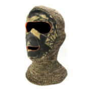 QuietWear® Youth Reversible Fleece Mask Balaclava