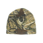 QuietWear® Youth Knit Digital Camo Beanie