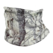 QuietWear® Camo Knit Neck Warmer