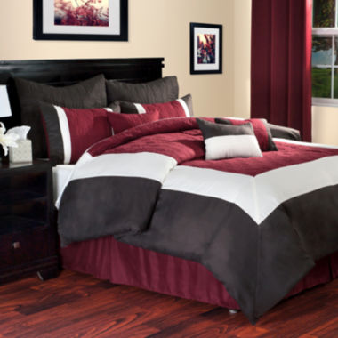 jcpenney.com | Cambridge Home Hotel Comforter Set