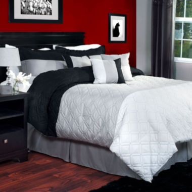 jcpenney.com | Cambridge Home Emma 7-pc. Comforter Set