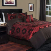Cambridge Home Kiera 7-pc. Floral Comforter Set