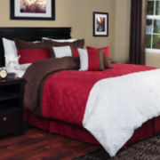 Cambridge Home Layla 7-pc. Comforter Set