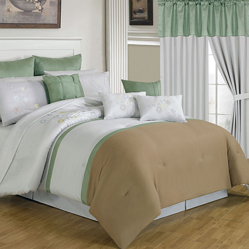 Cambridge Home Elizabeth Complete Bedding Set with Sheets