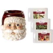 Estate™ Santa Wax Warmer Gift Set