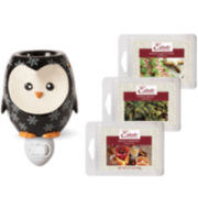 Estate™ Penguin Accent Wax Warmer Gift Set