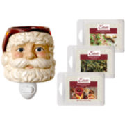 Estate™ Santa Accent Wax Warmer Gift Set