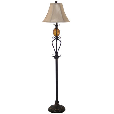 Jcpenney home pineapple floor lamp jcpenney jcpenney home pineapple floor lamp aloadofball Choice Image