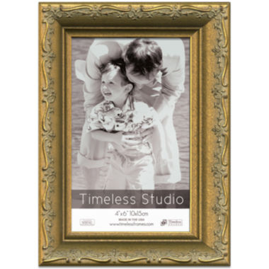"jcpenney.com | Liza Gold-Tone 5x7"" Picture Frame"