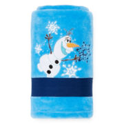 Disney Collection Frozen Olaf Throw
