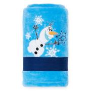 Disney Collection Frozen Olaf Throw