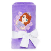 Disney Collection Sofia the First Throw