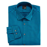 JF J. Ferrar® Slim Fit Cotton Stretch Dress Shirt