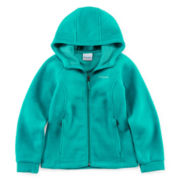 Columbia® Full-Zip Hoodie - Girls 7-16