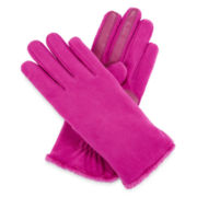 Isotoner® SmarTouch Stretch Fleece Gloves