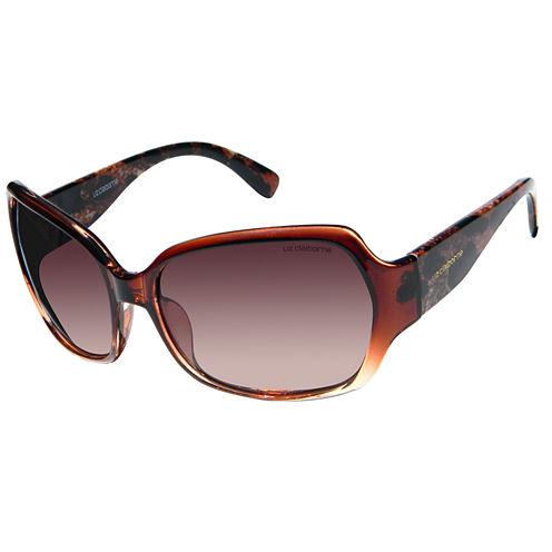 Liz Claiborne Square Square UV Protection Sunglasses