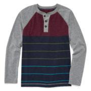 Arizona Henley Shirt - Big Kid 7-20
