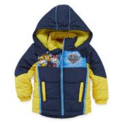 Paw Patrol Puffer Jacket - Toddler 2T-5T