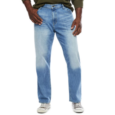 jcpenney.com | The Foundry Big & Tall Supply Co.™ Athletic-Fit Flex Jeans