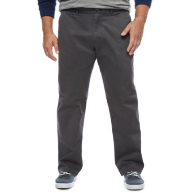 jcpenney.com | The Foundry Big & Tall Supply Co.™ Super Stretch Pants