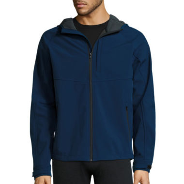 jcpenney.com | MSX by Michael Strahan Premium Soft Shell Hooded Jacket